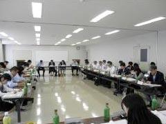 第1回障がい者就業・生活支援センター事業連絡会議