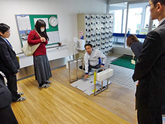 障がい者雇用事業所視察研修(岡山・吉備)